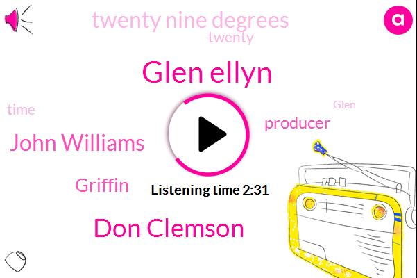 WGN,Glen Ellyn,Don Clemson,John Williams,Griffin,Producer,Twenty Nine Degrees