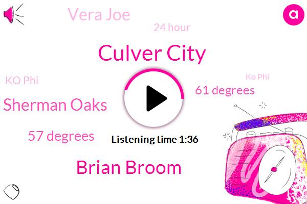 Culver City,Brian Broom,Sherman Oaks,57 Degrees,61 Degrees,Vera Joe,24 Hour,Ko Phi,Today,Mervis,Sixties,Mid Seventies,Seventies,Mervis Diamond,Dot Com