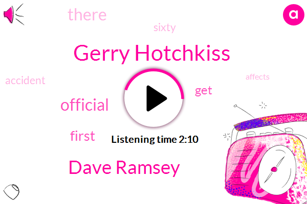 Gerry Hotchkiss,Dave Ramsey,Official
