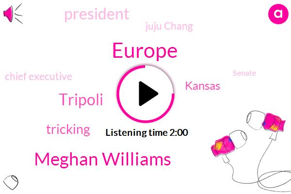 Europe,ABC,Meghan Williams,Tripoli,Tricking,Kansas,President Trump,Juju Chang,Chief Executive,Google,Russia,Senate,Turkey,Berlin,Libya,Prime Minister,Italy