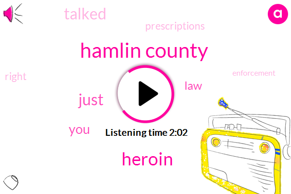 Hamlin County,Heroin