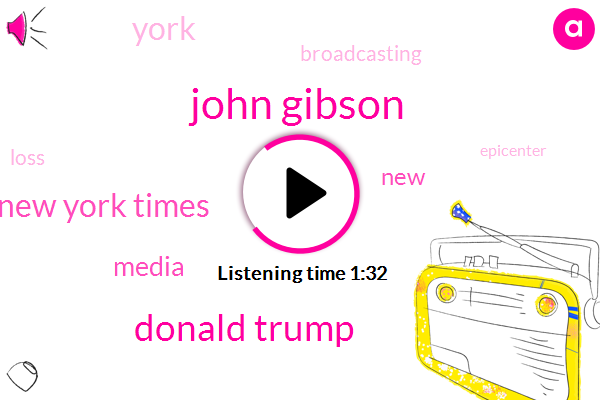 John Gibson,Donald Trump,New York Times