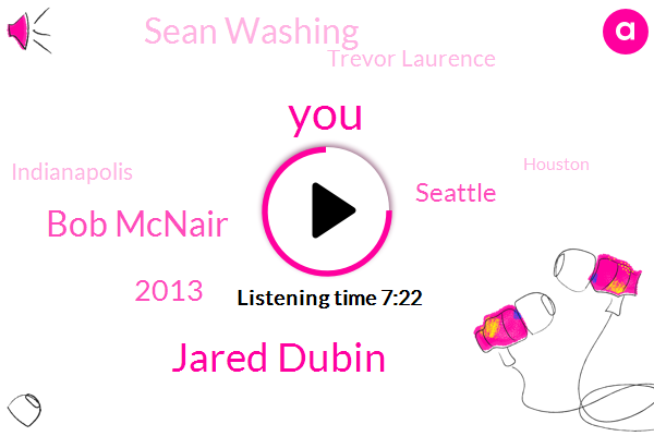 Jared Dubin,Bob Mcnair,2013,Seattle,Sean Washing,Trevor Laurence,Indianapolis,Houston,40 Yard,CBS,Mcnair,Sean,Seahawks,Two Months,TWO,Russ,ONE,40,Two Situations,16 Weeks