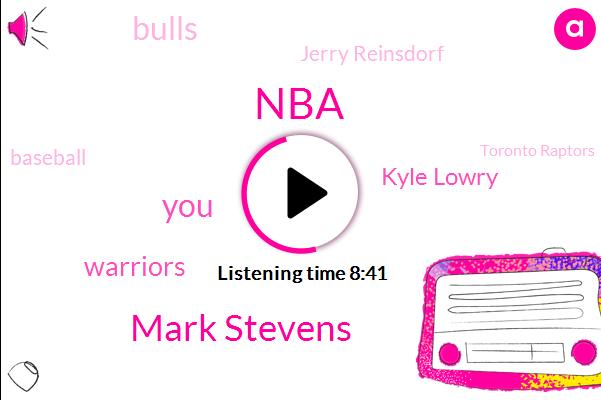 NBA,Mark Stevens,Warriors,Kyle Lowry,Bulls,Jerry Reinsdorf,Baseball,Toronto Raptors,Raptors,Cubs,Kevin Durant,Klay Thompson,Twitter,Zach Lowe,PAT,Espn,Basketball,Bandon,Drake,Stubhub