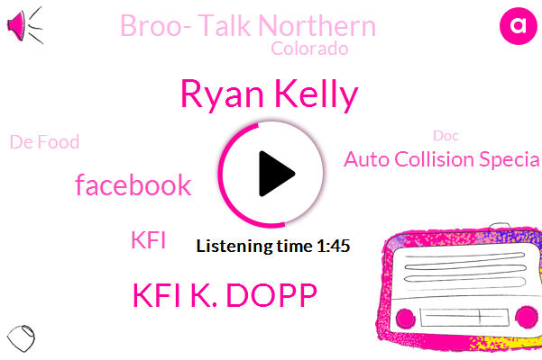 Ryan Kelly,Kfi K. Dopp,Facebook,KFI,Auto Collision Specialists Studios,Broo- Talk Northern,Colorado,De Food,DOC,Shawn Johnson,Chad Young,Michael Square