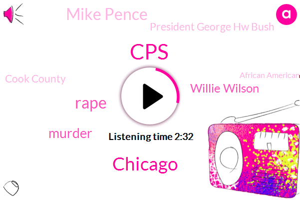 CPS,Chicago,Rape,Murder,Willie Wilson,Mike Pence,President George Hw Bush,Cook County,African American Elementary School,Renzo Piano,Vice President,Terry Mcauliffe,Bill Daley,WGN,Jamal,Norfolk,New York,Daria Albinger,United States