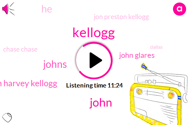 John,Johns,John Harvey Kellogg,Kellogg,John Glares,Jon Preston Kellogg,Chase Chase,Dallas,Battle Creek,Besser,Chase,George,New York,Kalamazoo,Ellen White,Lincoln,Ella Osborne Davis,Michigan,Texas