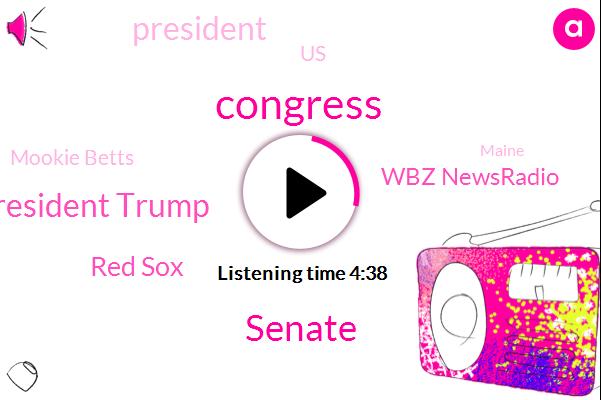Congress,Senate,President Trump,Red Sox,Wbz Newsradio,United States,Mookie Betts,Maine,SAP,American Airlines,United Airlines,Nancy Pelosi,New Hampshire,Chris New,Senator Sheldon Whitehouse,Bloomberg
