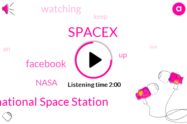 Spacex,International Space Station,Facebook,Nasa
