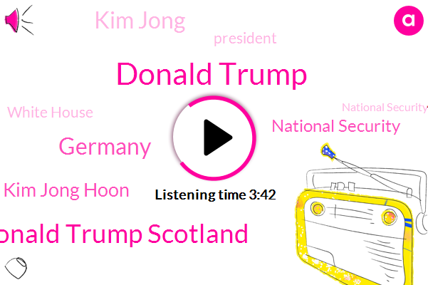 Donald Trump,Donald Trump Scotland,Germany,Kim Jong Hoon,National Security,Kim Jong,President Trump,White House,National Security Community,Ronald Reagan,Poland,Puerto Rico,Merckel,Twitter,Boris Johnson,Paul Rakoff,Middle East,America