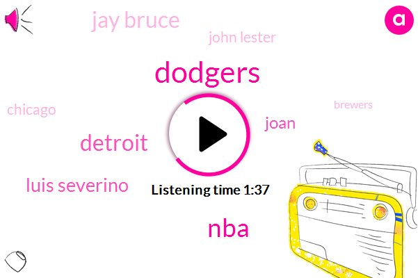Dodgers,NBA,Detroit,Luis Severino,Joan,Jay Bruce,John Lester,Chicago,Brewers,SOX,Braves,Marlins,Diamondbacks,Phillies,Giants,Mets,Padres,Royals,Tigers