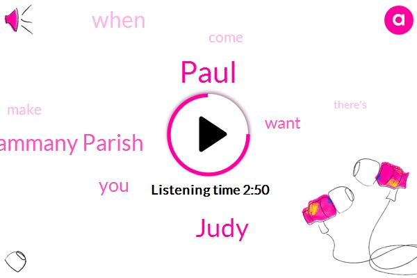 Paul,Judy,St Tammany Parish