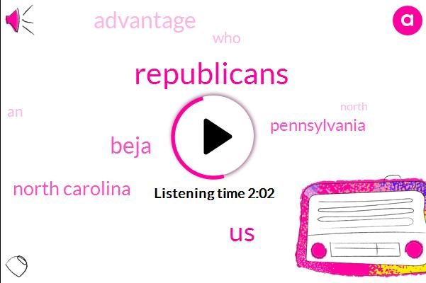 Republicans,United States,Beja,North Carolina,Pennsylvania