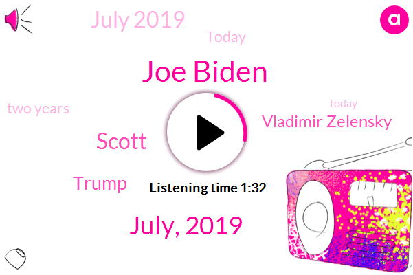 Joe Biden,July, 2019,Scott,Donald Trump,Vladimir Zelensky,July 2019,Today,Two Years,Alinsky,Hunter Biden,Jen Psaki,Scott Detroit,NPR,Yesterday,United States,President Donald Trump,Zelinsky,White House,President Trump