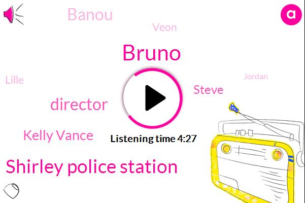 Bruno,Shirley Police Station,Director,Kelly Vance,Steve,Banou,Veon,Lille,Jordan,Britain,Somali Leblanc,Bono,Charlie Leblond,Roy Rogers,Landis,John,TIM,Two Hundred Meters,Twenty Six Years