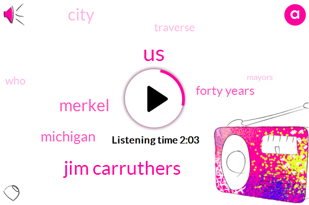 Jim Carruthers,United States,Merkel,Michigan,Forty Years