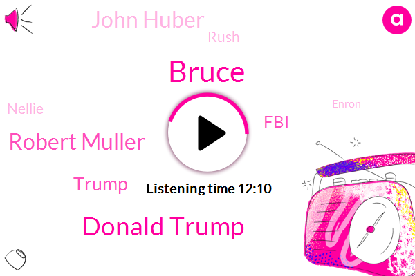 Donald Trump,Robert Muller,Bruce,FBI,John Huber,Rush,Nellie,Enron,Utah,Robert B Rice,Hillary Clinton,Washington,Komi,Us Attorney,DOJ,Ted Stevens,John Ratcliffe,Rosenstein Mccabe,Abbott