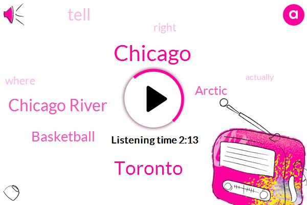 Toronto,Chicago River,Chicago,Basketball,Tony,Arctic