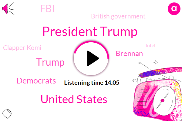 President Trump,United States,Donald Trump,Democrats,Brennan,FBI,British Government,Clapper Komi,Intel,Fraud,CIA,Exonerates Trump,America,Mr. Steele,Daily Telegraph,Christopher Steele,Assange,Popadopoulos,Bill