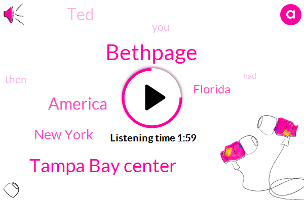 Bethpage,Tampa Bay Center,America,New York,Florida,TED