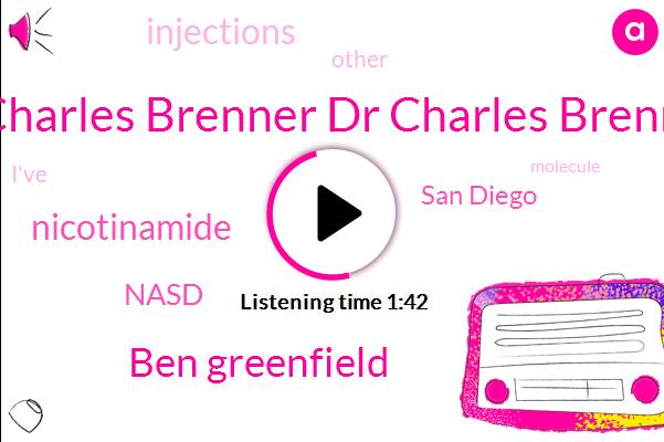 Dr Charles Brenner Dr Charles Brenner,Ben Greenfield,Nicotinamide,Nasd,San Diego