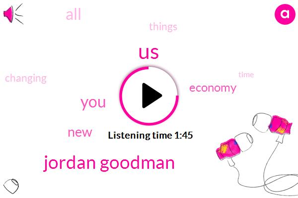 Jordan Goodman,United States