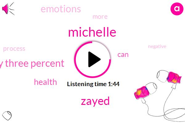 Michelle,Zayed,Thirty Three Percent