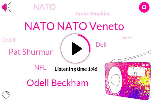 Nato Nato Veneto,Odell Beckham,Pat Shurmur,NFL,Dell,Nato,Andre Hopkins,Odell,Thome,Manning,Five Yard