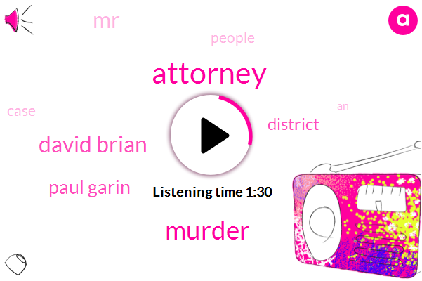 Murder,David Brian,Paul Garin,Attorney