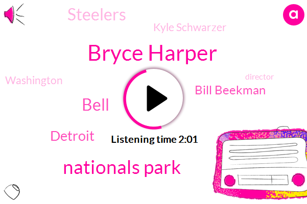 Bryce Harper,Nationals Park,Bell,Detroit,Bill Beekman,Steelers,Kyle Schwarzer,Director,Washington,Max Scherzer,Roberta,Michigan,Baseball,SOX,Ncwa,Chris Sale,Boston,Cubs,Spartans