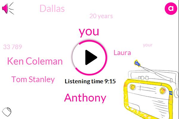 Ken Coleman,Tom Stanley,Laura,Anthony,Dallas,20 Years,33 789,Dave,Java C,Josh,40 Hours,18 Year,Ruby Rail,40 Hour,Erin Ramsey,Last Week,Ramsey Solutions,$14,000,25,000 Views,Two Million