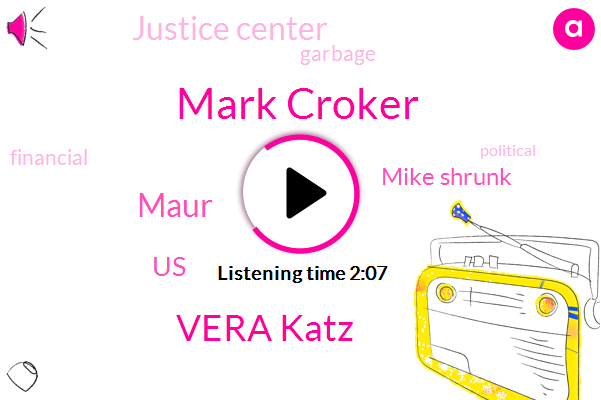 Mark Croker,Vera Katz,Maur,United States,Mike Shrunk,Justice Center