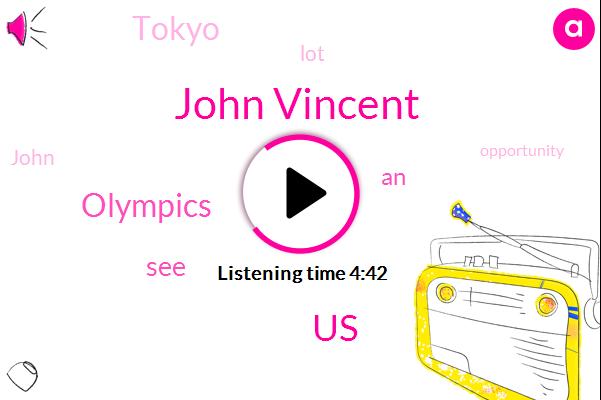 John Vincent,United States