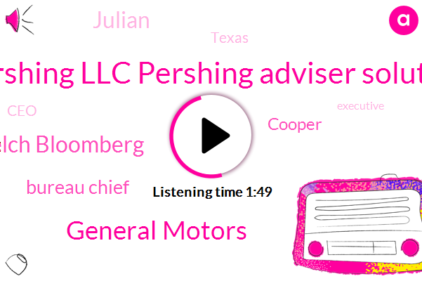 Expiry Pershing Llc Pershing Adviser Solutions Llc,General Motors,David Welch Bloomberg,Bureau Chief,Cooper,Julian,Texas,CEO,Executive,Sirius,Bloomberg,Detroit,Donald Wilson,Twelve Months,One Day