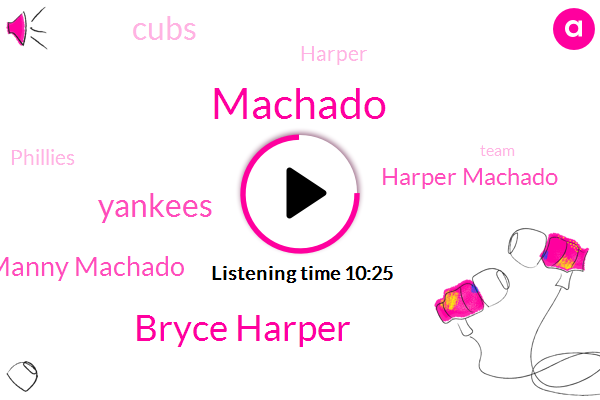 Bryce Harper,Yankees,Manny Machado,Harper Machado,Cubs,Machado,Phillies,Baseball,Dodgers,Chicago White Sox,Red Sox,Troy Troy Lewinsky,Cardinals,Braves,George Steinbrenner,CBS,Addison Russell,Analyst