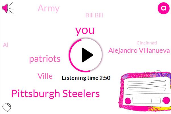 Pittsburgh Steelers,Patriots,Ville,Alejandro Villanueva,Army,Bill Bill,AL,Cincinnati,Tom Brady,Bengals,FOX,Fitzsimmons,Football,Dr Pepper,Herbie,Fitz