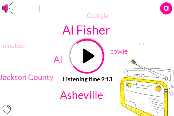 Al Fisher,Asheville,AL,Jackson County,Cowie,Georgia