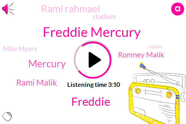 Freddie Mercury,Freddie,Mercury,Rami Malik,Romney Malik,Rami Rahmael,Stadium,Mike Myers,Mixon,Executive,Jerry