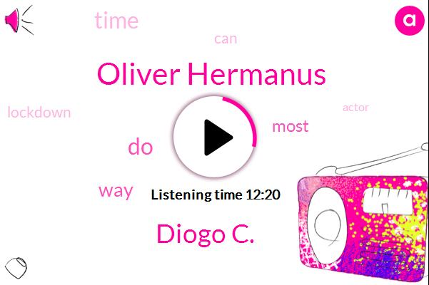 Oliver Hermanus,Diogo C.