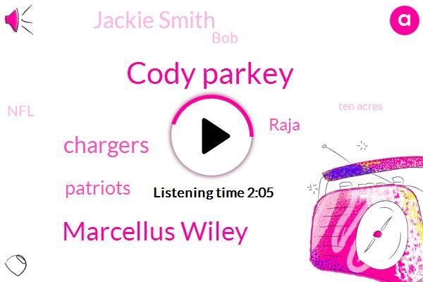 Cody Parkey,Marcellus Wiley,Chargers,Patriots,Raja,Jackie Smith,BOB,NFL,FOX,Ten Acres