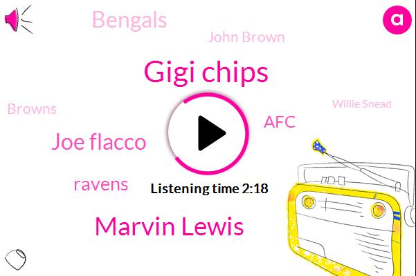 Gigi Chips,Marvin Lewis,Joe Flacco,Ravens,AFC,Bengals,John Brown,Browns,Willie Snead,Colorado,Andy Dolan,Football,Louis