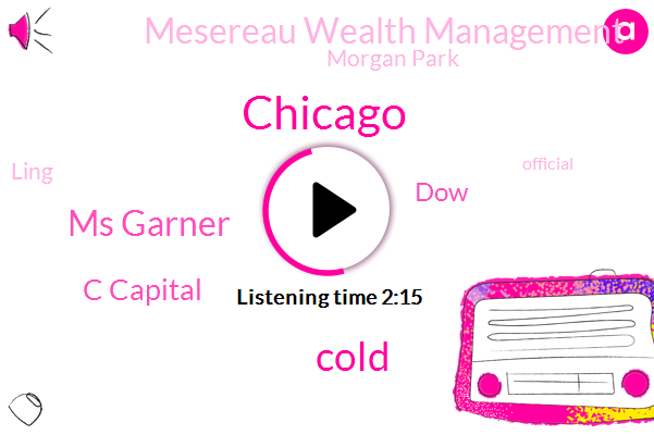 Chicago,Cold,Ms Garner,C Capital,DOW,Mesereau Wealth Management,Morgan Park,Ling,Official