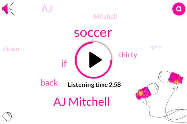 Soccer,Aj Mitchell