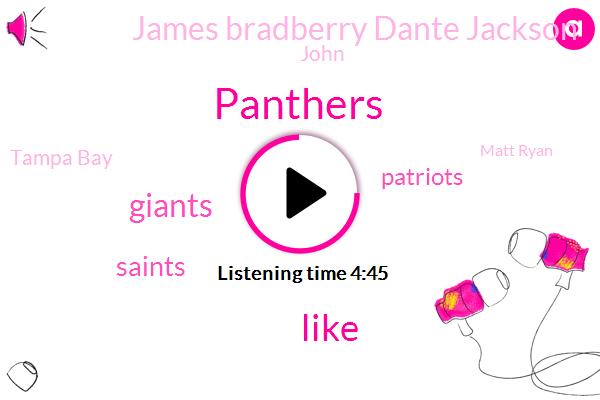 Panthers,Giants,Saints,Patriots,James Bradberry Dante Jackson,John,Tampa Bay,Matt Ryan,Ellen Looker,Dole,AFC,Mike Gatting,Beckham,Cam Newton,Brees,Curtis Samuel,Graham Gano,Jets,Christian Mccaffrey