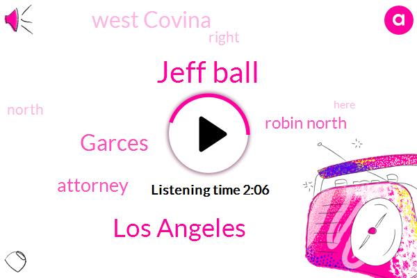 KFI,Jeff Ball,Los Angeles,Garces,Attorney,Robin North,West Covina