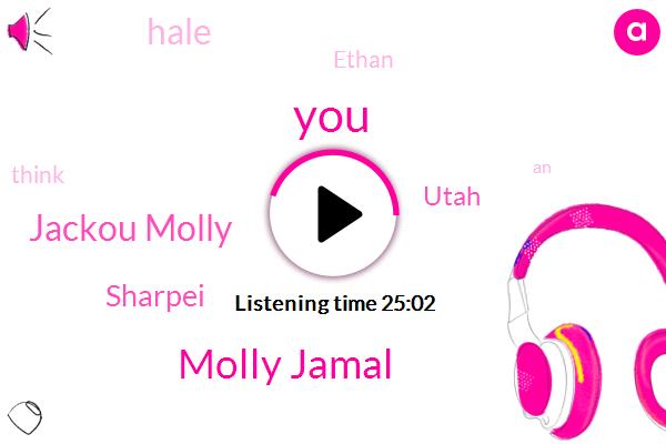 Molly Jamal,Jackou Molly,Sharpei,Utah,Hale,Ethan