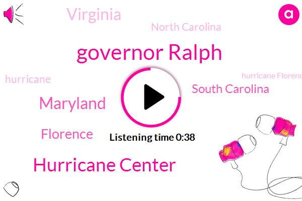 South Carolina,National Hurricane Center,Florence,Tim Maguire,Virginia,Serena,Maryland