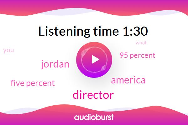 Director,America,Jordan,Five Percent,95 Percent