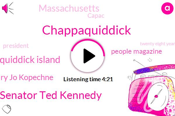 Senator Ted Kennedy,Chappaquiddick,Chappaquiddick Island,Mary Jo Kopechne,People Magazine,Massachusetts,Capac,President Trump,Twenty Eight Year,Ten Hours,Two Month