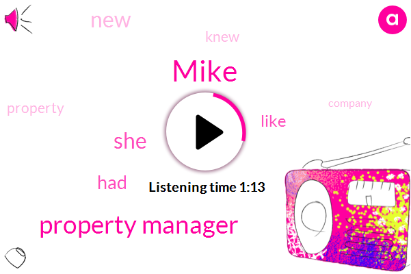 Property Manager,Mike
